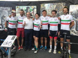 I campiioni italiani 2018